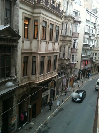 Vardar Palace Hotel : Room View