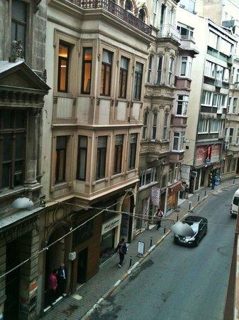 Vardar Palace Hotel: Room View