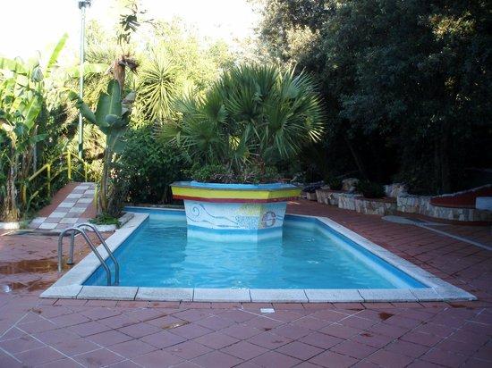 Villaggio Sayonara Club: piscina per bimbi.