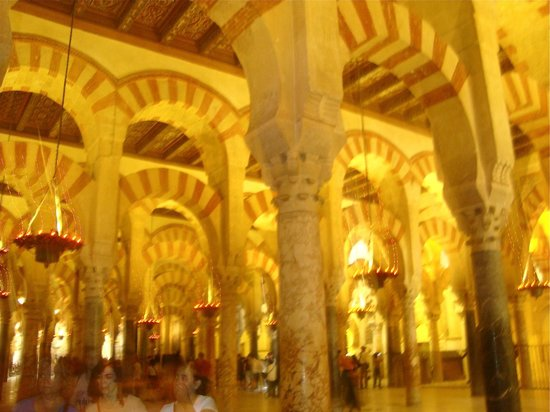 Mezquita-Catedral de Córdoba: Beautiful interior