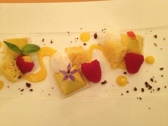 Rossellinis Restaurant: Fantastic Dessert
