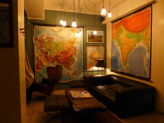 Kex Hostel : cosy room