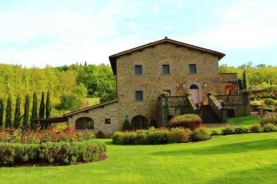 Casa Portagioia: Cssa Portagioia, Tuscany Bed and Breakfast. Spring