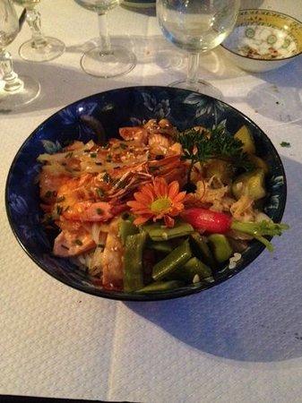 Gindalle : plat coreen