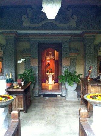 Risata Bali Resort & Spa: hotel spa