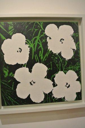 Colección Peggy Guggenheim: Andy Wahrol