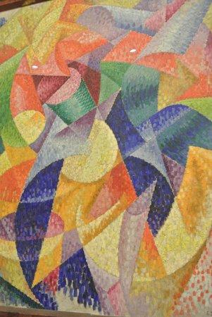 Colección Peggy Guggenheim: Opera futurista