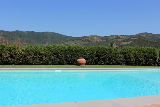 Casa Portagioia: Pool with endless and changing views, Perfect for a days relaxation....