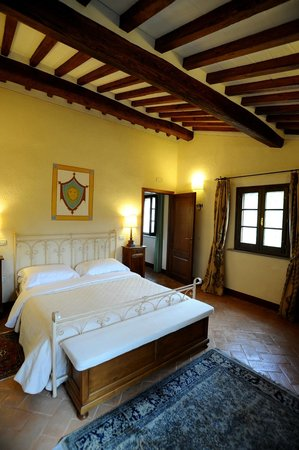Casa Portagioia: Lots of attention to detail and, restful nights