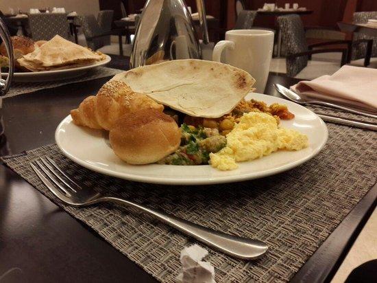 Swissotel Makkah : Breakfast
