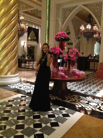 Jumeirah Zabeel Saray: Lobby 1