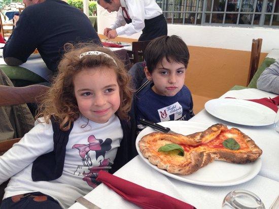 La Fenice : Pizza coi fiocchi!
