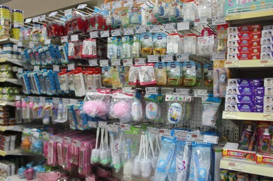 Lucky Mall: Baby Products: Bottles, Brushes, Bath Products and More