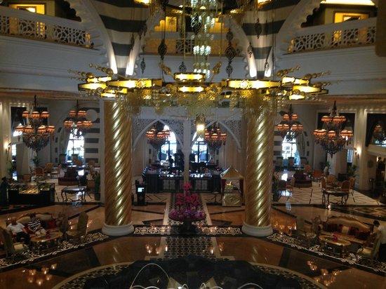 Jumeirah Zabeel Saray: Lobby 2