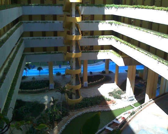 Melia Habana: inside of the hotel