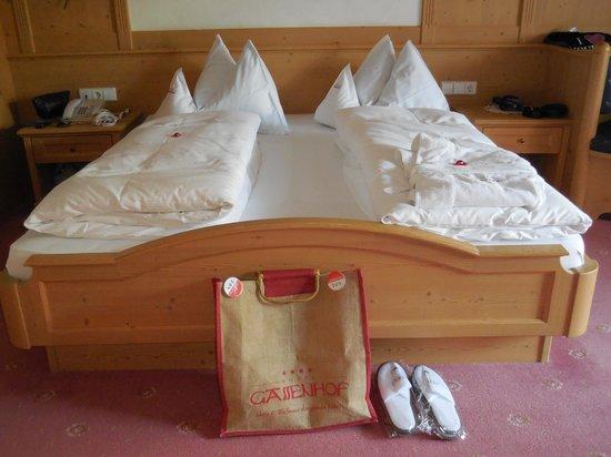 Erlebnishotel Gassenhof: Junior suite