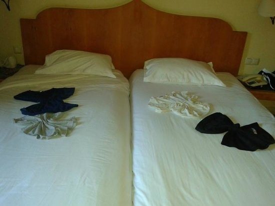 Hotel Vendome El Ksar Resort & Thalasso: letto