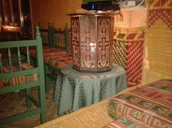 Hotel Vendome El Ksar Resort & Thalasso: stanza a fianco la reception