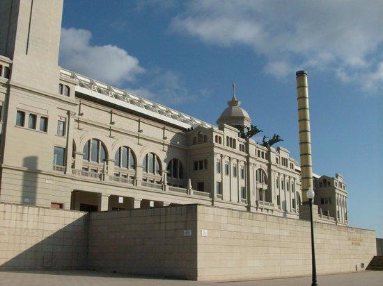 Parque de Montjuic (Parc de Montjuïc): Музей