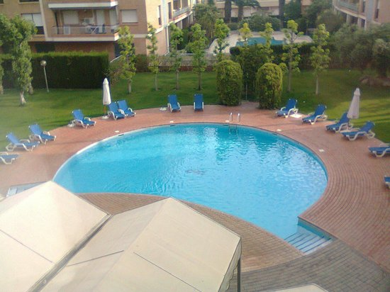 Hotel SB Corona Tortosa: Piscina