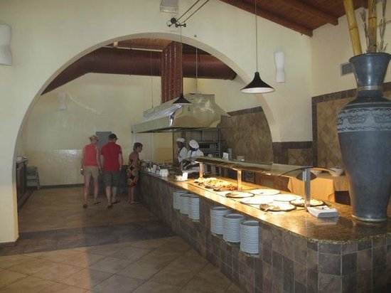 IBEROSTAR Club Boa Vista: Encore un buffet