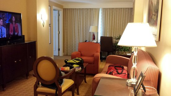 Atlanta Airport Marriott Gateway: Just lovely