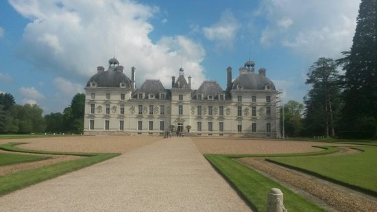 Chateau de Cheverny: Château de Cheverny