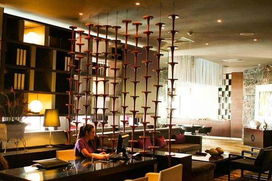 Paradisus Palma Real Golf & Spa Resort : recepcion y checkin privado de royal service