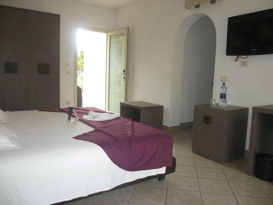 IBEROSTAR Club Boa Vista: Une chambre standard
