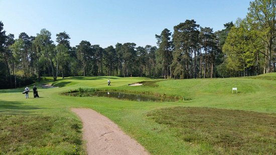 St George's Hill Golf Club