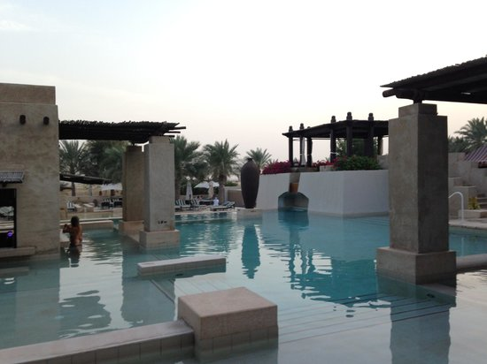 Hotel grounds picture of bab al shams desert resort for Pool and spa show dubai