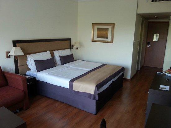 Kfar Maccabiah Hotel & Suites: Habitacion