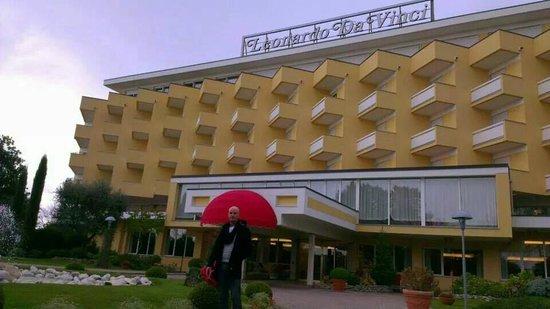 Hotel Abano Leonardo Da Vinci Terme & Golf: Entrata