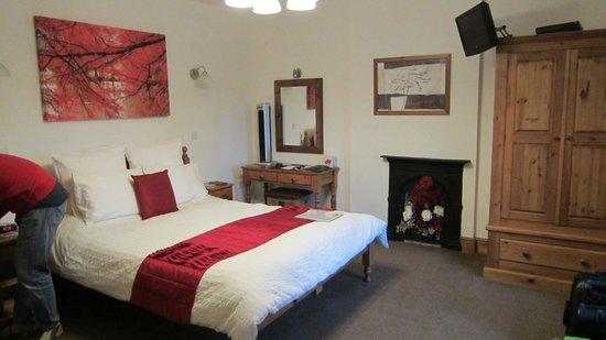 Knotlow Farm B&B: Stanza Ash Suite