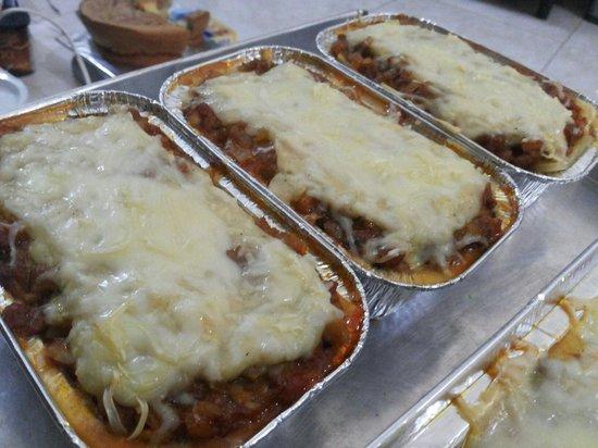 Suan Thai : Lasagna made by INDRY PE DAPUR
