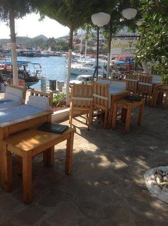 Sultan Garden Restaurant: 2014 summer