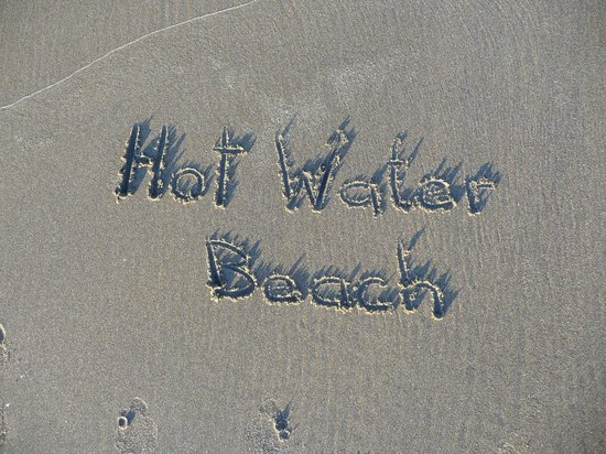 Hot Water Beach TOP 10 Holiday Park: Hot Water Beach