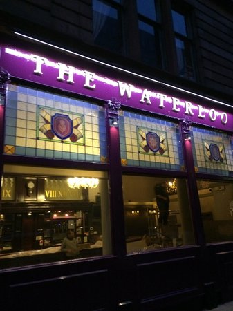 Waterloo Bar: Glasgow's oldest and best gay bar