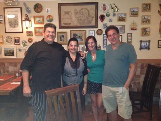 Gostoso : Nós, o Chef e a garçonete brasileira.