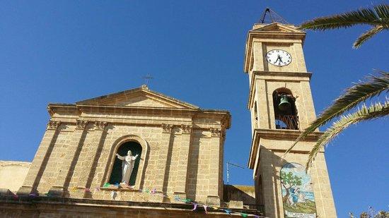 Donnalucata, Itália: Facciata Principale
