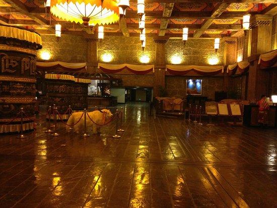 Holiday Inn Jiuzhai Jarpo: Lobby