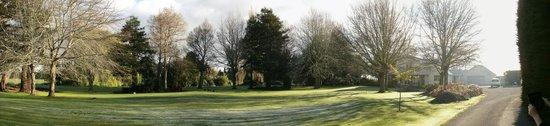 Silverstream Lodge: Beautiful morning
