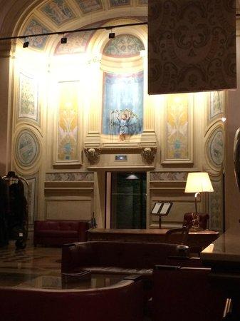 Villa Florentine: Hall d'entrée