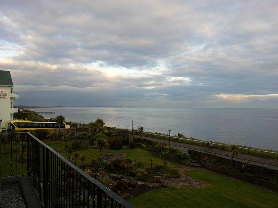 Hallmark Hotel Bournemouth Carlton: View from Balcony - 1st floor bedroom
