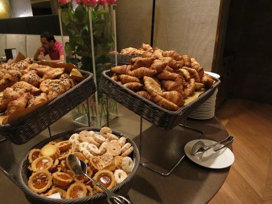 Rosa Grand – Starhotels Collezione : サクサクのクロワッサン