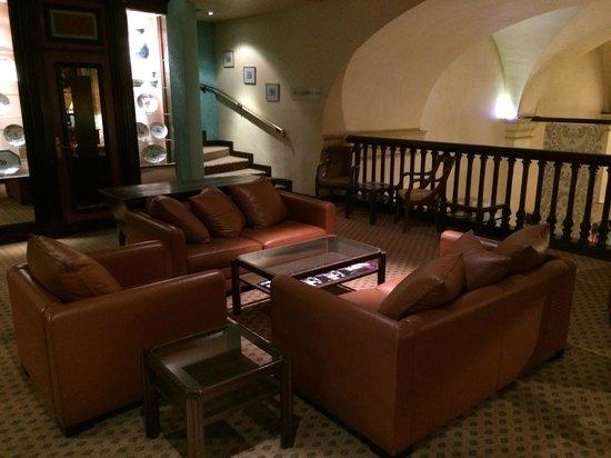 Villa Florentine: étage, salon détente, partie commune