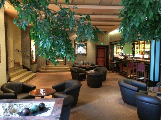 Villa Florentine: bar