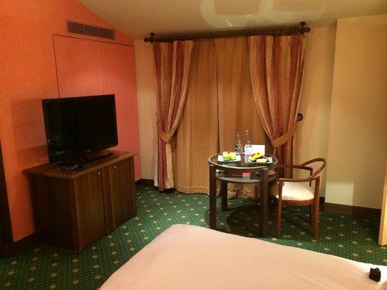 Villa Florentine : chambre standard (2014)