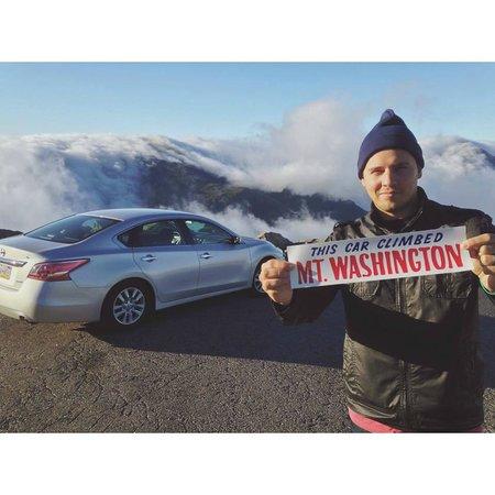 Mount Washington : Mt. Washington
