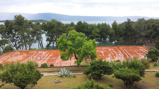 Hotel Hvar: Nice view